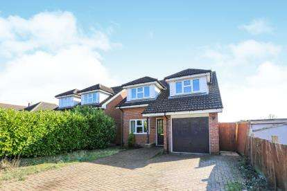 4 Bedrooms Detached House for sale in Sowerby Avenue, Luton, Bedfordshire