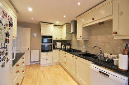 4 Bedrooms Link Detached House for sale in Trent Drive, Thornbury