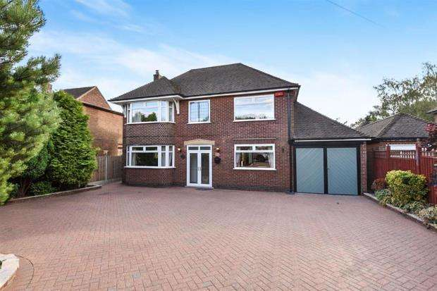 3 Bedrooms Detached House for sale in Nottingham Road, Ripley
