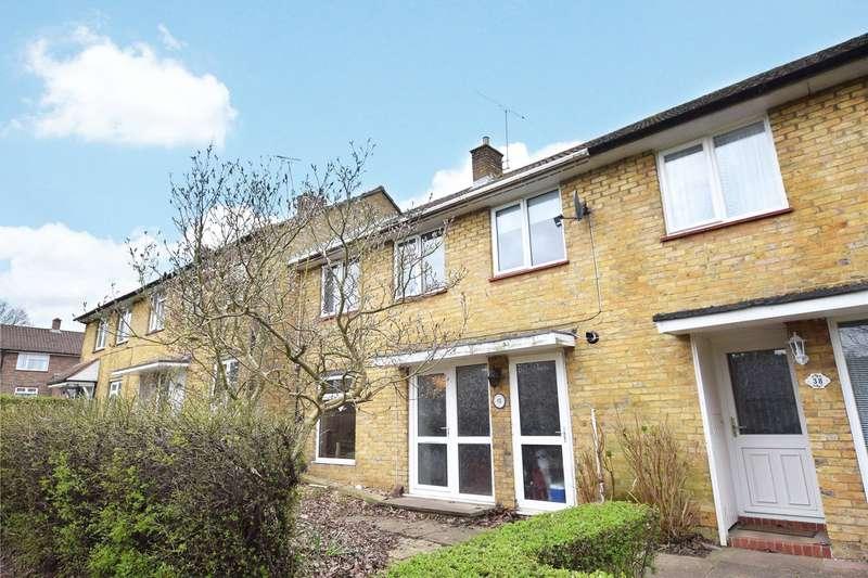 3 Bedrooms Terraced House for sale in Brownrigg Crescent, Bracknell, Berkshire, RG12
