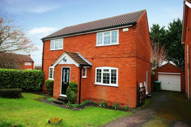 4 Bedrooms Detached House for sale in Standford Way, Walton, Chesterfield, S42 7NH