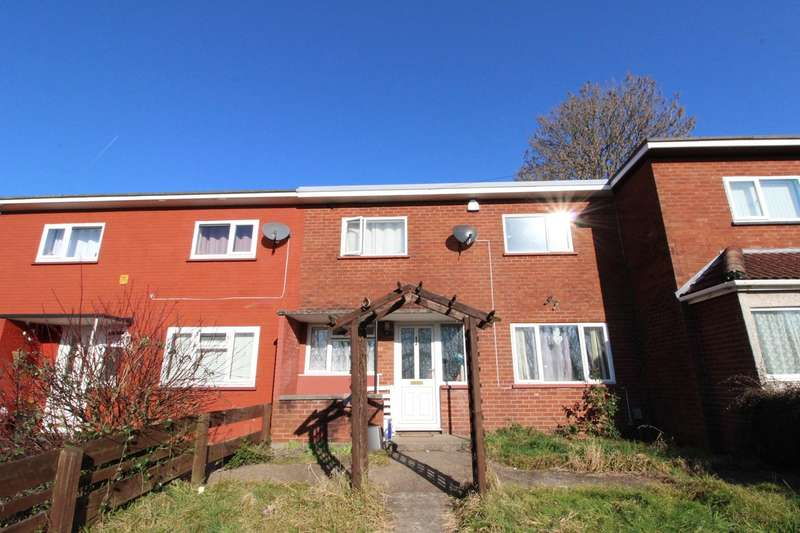 3 Bedrooms Terraced House for sale in Sterndale Bennett Road, Newport, NP19