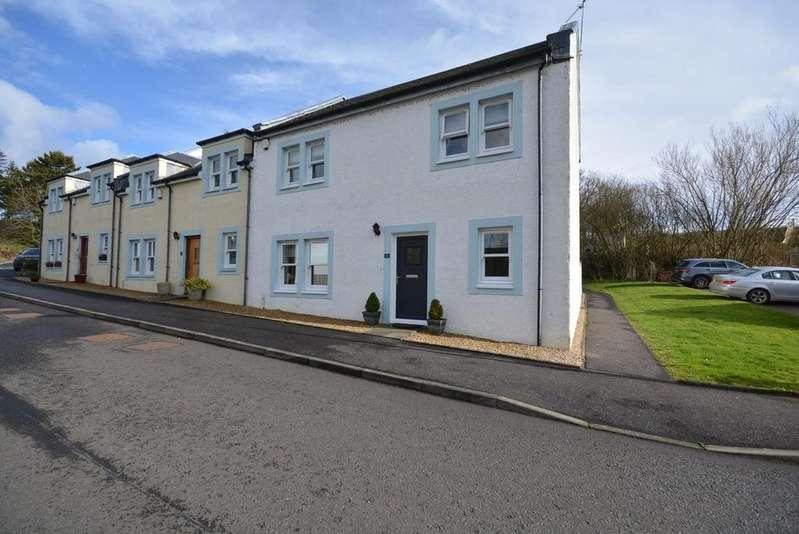 3 Bedrooms End Of Terrace House for sale in Mill Wynd, Waterside, Kilmarnock, KA3