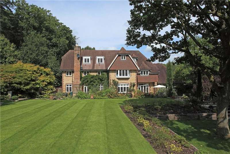 6 Bedrooms Farm House Character Property for sale in Wrens Warren, Chuck Hatch, Hartfield, East Sussex, TN7