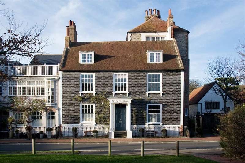 8 Bedrooms Semi Detached House for sale in The Green, Rottingdean, Brighton, BN2