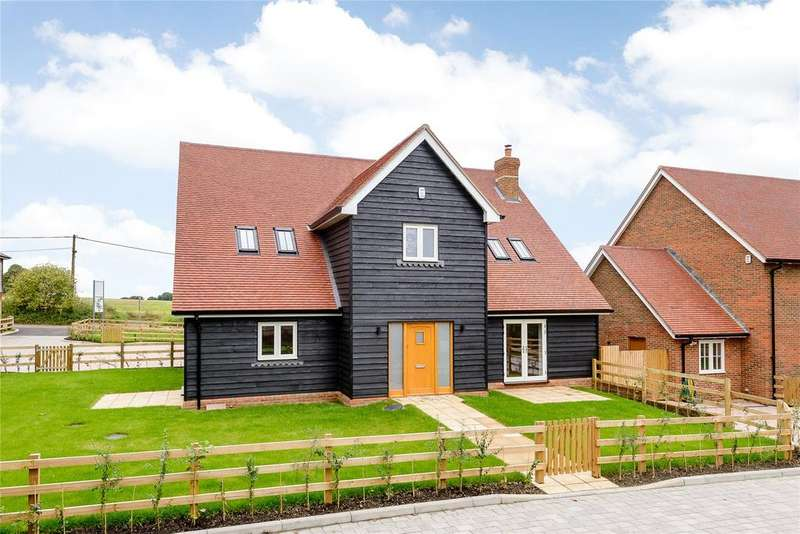 4 Bedrooms House for sale in Manor Farm, Woodhill Lane, Hook, Hampshire