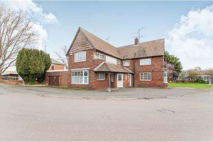 5 Bedrooms Detached House for sale in The Four Jacks, Crabmarsh Road, Wisbech, Cambridgeshire