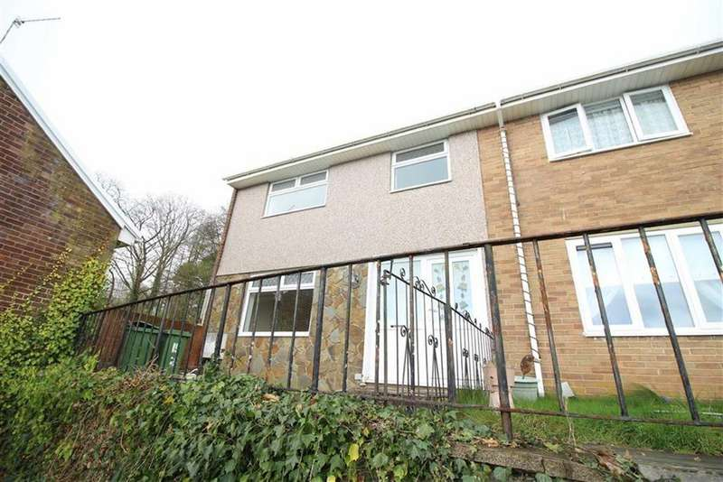 3 Bedrooms End Of Terrace House for sale in Ty Box Road, Pontnewydd