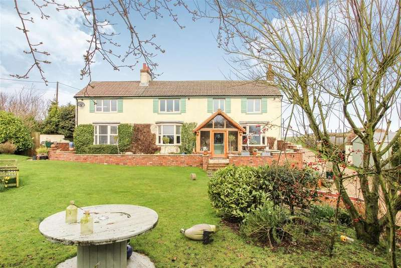4 Bedrooms Detached House for sale in Pump Lane, Speeton, Filey