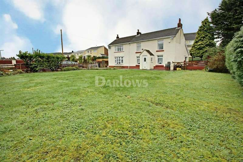 3 Bedrooms Farm House Character Property for sale in Coed Cae, Ebbw Vale, Blaenau Gwent