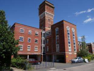 2 Bedrooms Flat for sale in The Water Tower, Godfrey Gardens, Chartham, Canterbury