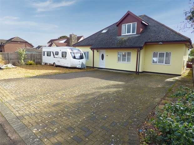 4 Bedrooms Detached Bungalow for sale in Main Road, Portskewett, Caldicot, Monmouthshire