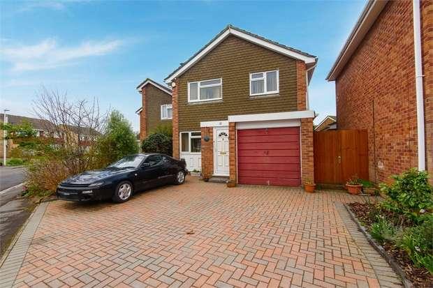 3 Bedrooms Detached House for sale in Porlock Gardens, Nailsea, Bristol, Somerset