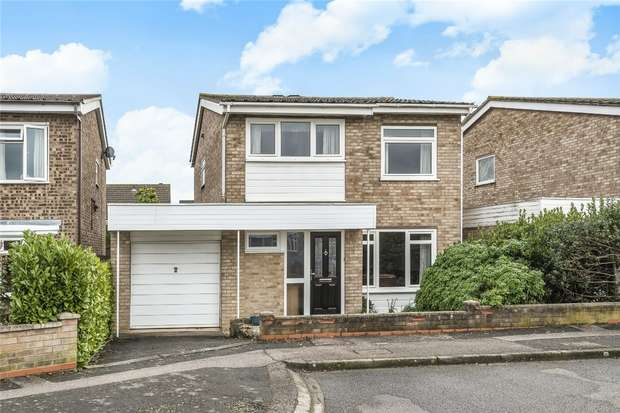 4 Bedrooms Detached House for sale in Fountains Road, Bedford