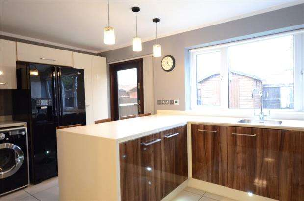 3 Bedrooms End Of Terrace House for sale in Alston Walk, Caversham, Reading