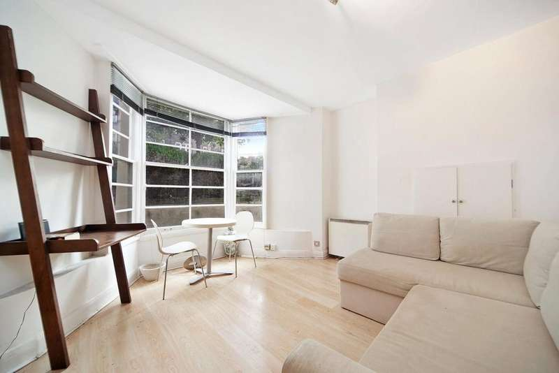 Studio Flat for sale in Cliff Court, Cliff Road, London, NW1