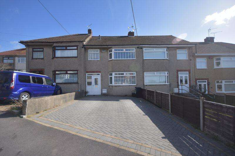 3 Bedrooms Terraced House for sale in Spring Hill Kingswood