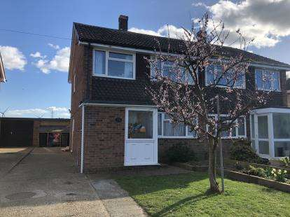 3 Bedrooms Semi Detached House for sale in Bradwell On Sea, Southminster, Essex