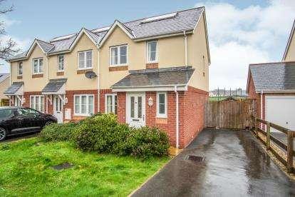 3 Bedrooms Semi Detached House for sale in Ger Y Nant, Y Felinheli, Gwynedd, LL56