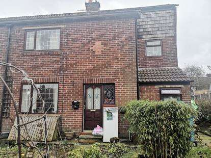 3 Bedrooms Semi Detached House for sale in Brandon Crescent, Shaw, Oldham, Greater Manchester