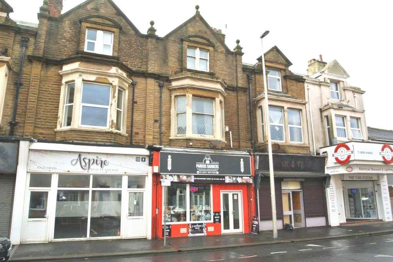 3 Bedrooms Commercial Property for sale in Bond Street, Blackpool, FY4 1BW