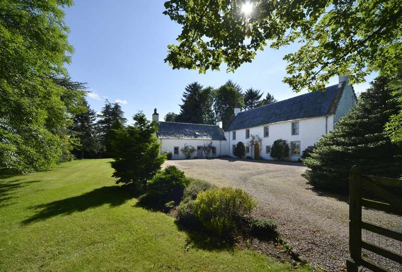 5 Bedrooms Detached House for sale in Meikle Kildrummie, Delnies, Nairn, IV12