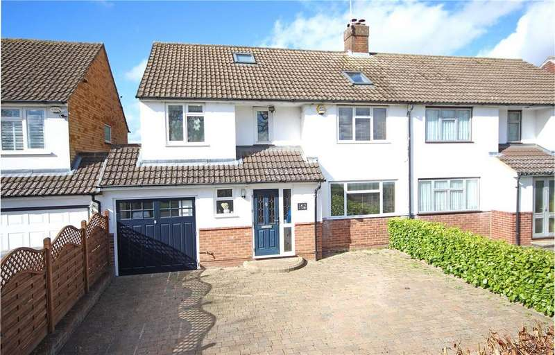 5 Bedrooms Semi Detached House for sale in Watford Road, St. Albans, Hertfordshire