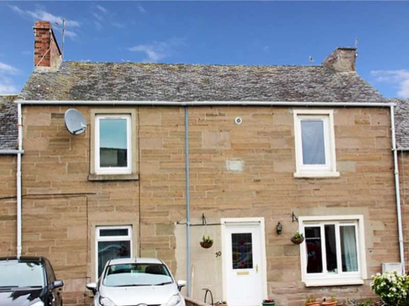 1 Bedroom Flat for sale in Main Street, Invergowrie, Dundee DD2