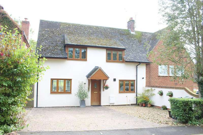 3 Bedrooms Semi Detached House for sale in The Groves, Chilton Foliat RG17