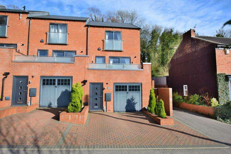 3 Bedrooms Town House for sale in Yarborough Terrace, Uphill, Lincoln