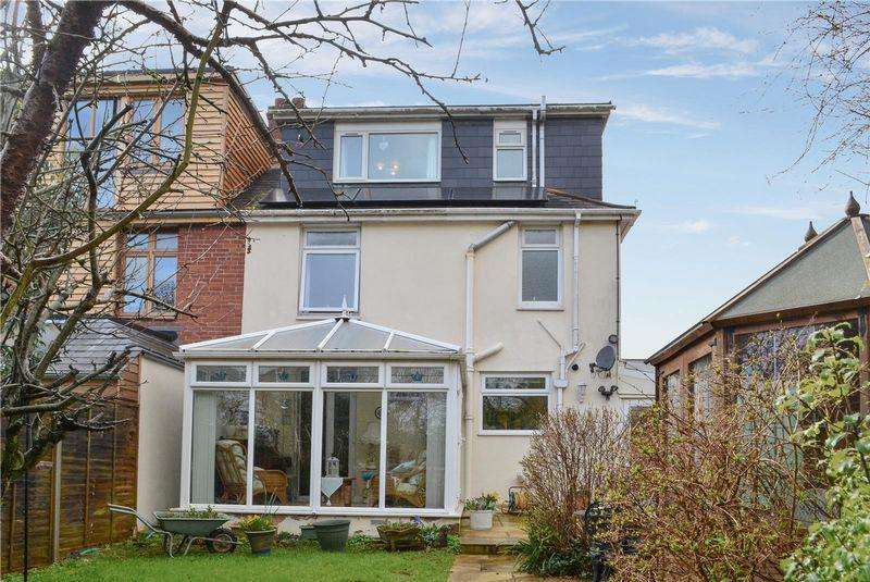 4 Bedrooms Semi Detached House for sale in Hamlin Lane, Exeter
