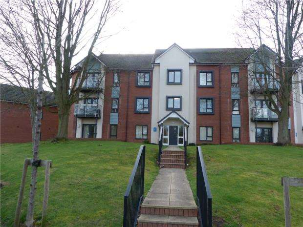 2 Bedrooms Apartment Flat for sale in Shannon Road, Birmingham, West Midlands