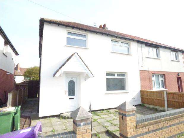 3 Bedrooms Semi Detached House for sale in Graylands Road, Liverpool, Merseyside