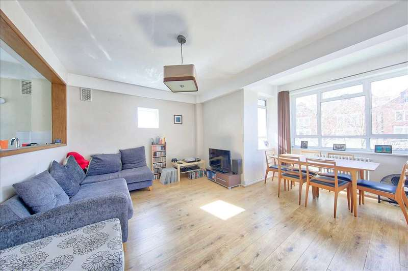 1 Bedroom Apartment Flat for sale in Christchurch House, Christchurch Road, Brixton