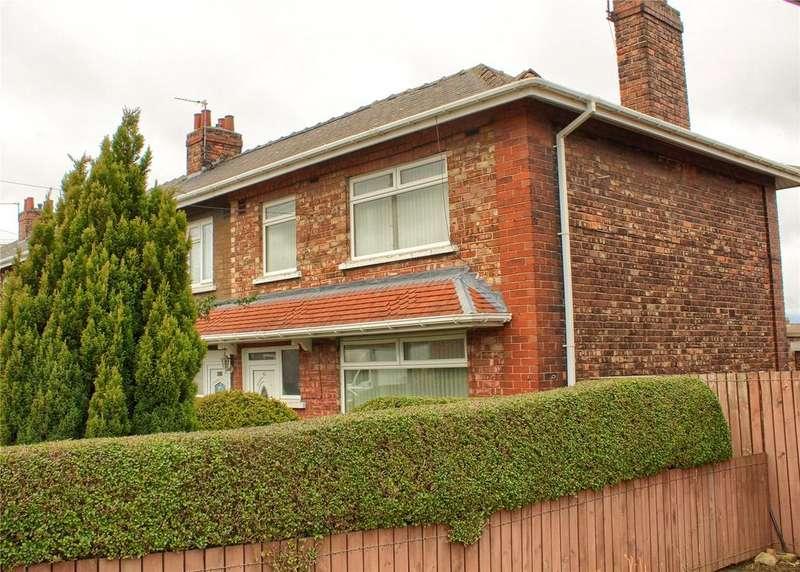 3 Bedrooms End Of Terrace House for sale in Pallister Avenue, Brambles Farm