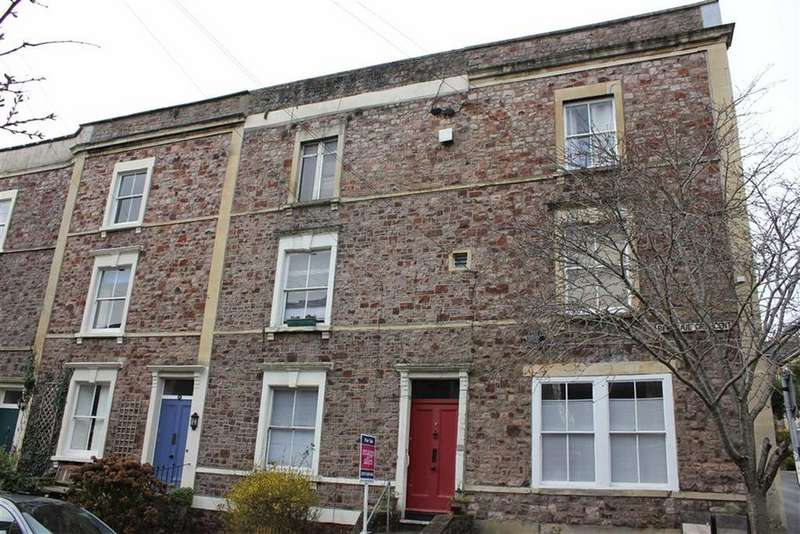 5 Bedrooms Terraced House for sale in Bellevue Crescent, Cliftonwood, Bristol
