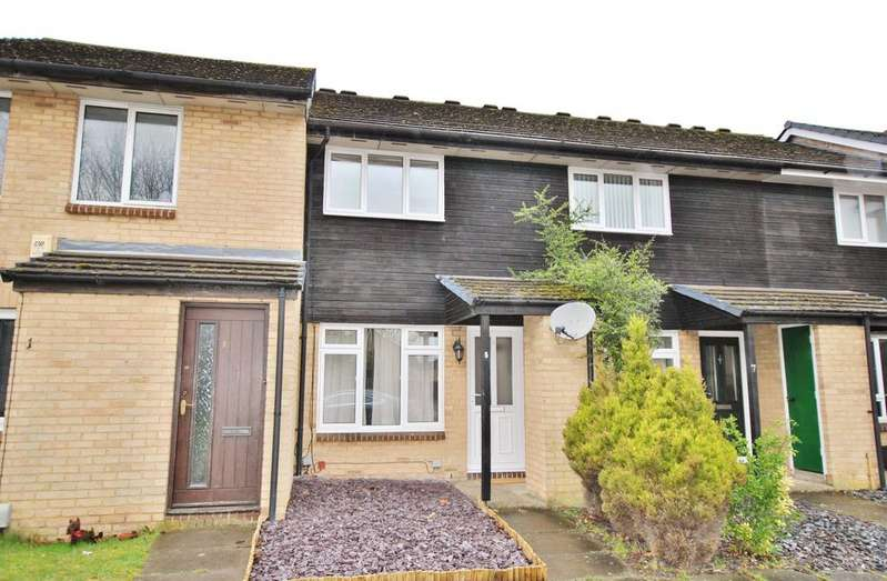 2 Bedrooms Terraced House for sale in Markby Way, Earley, Reading, RG6 3BG