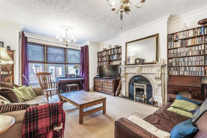 2 Bedrooms Flat for sale in St. Andrews Road, Bedford