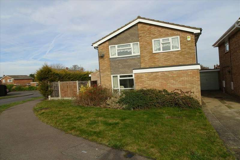 4 Bedrooms Detached House for sale in Knolls Way, Clifton SG17