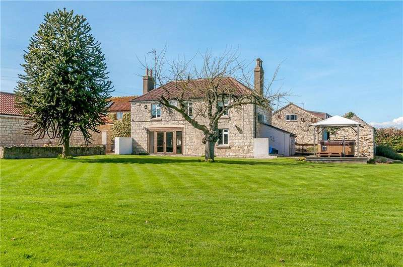 5 Bedrooms Detached House for sale in Low Park Farm, Chantry Lane, Hazlewood, Tadcaster