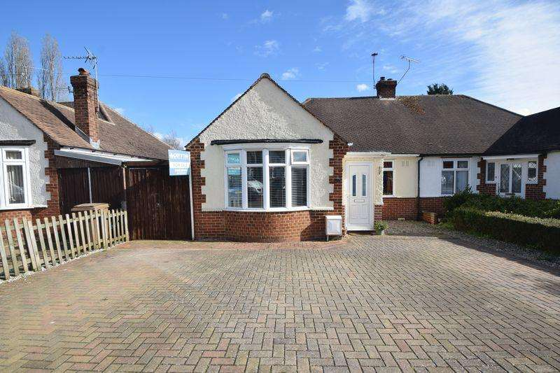 3 Bedrooms Bungalow for sale in Mixes Hill Road, Luton