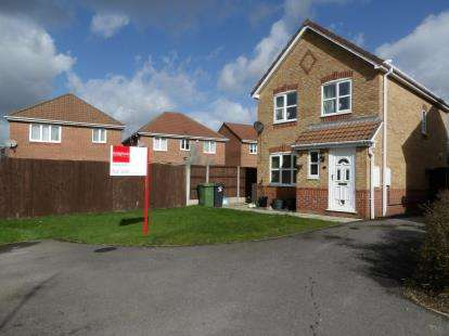 3 Bedrooms Detached House for sale in Fairoak Close, Winsford, Cheshire