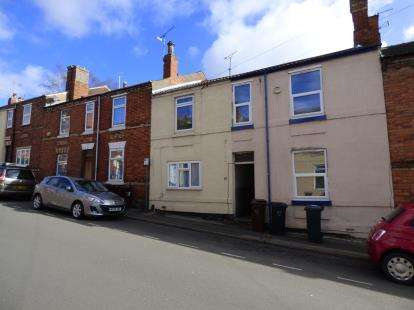 3 Bedrooms Terraced House for sale in Baggholme Road, Lincoln, Lincolnshire, .