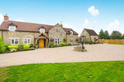 6 Bedrooms Detached House for sale in Whitfield, Wotton-Under-Edge, .