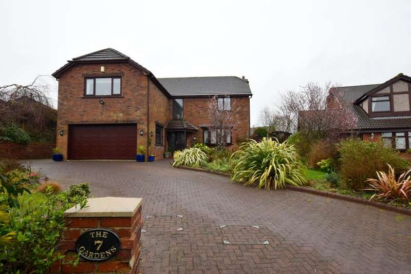 4 Bedrooms Detached House for sale in The Gardens, Dane Ghyll, Barrow-In-Furness
