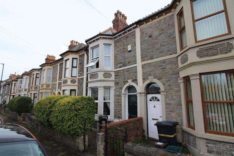 2 Bedrooms Terraced House for sale in Hillside Road, St George, Bristol