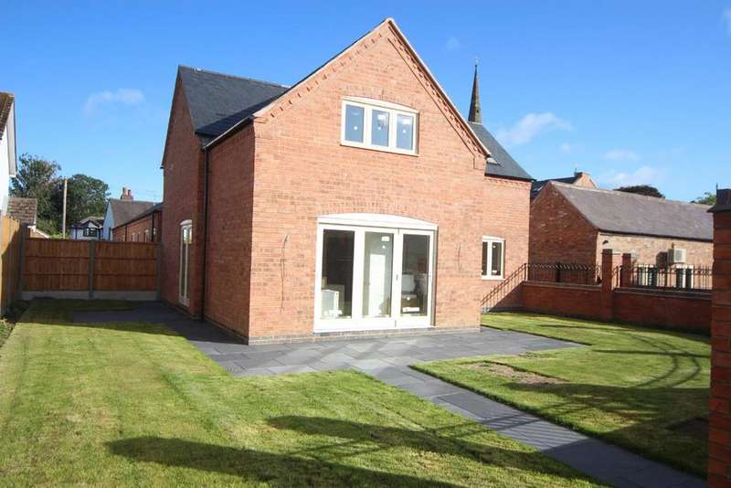 3 Bedrooms Detached House for sale in Church Street, Burbage, Hinckley
