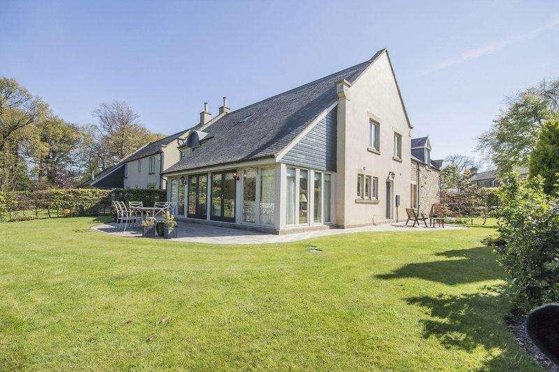 4 Bedrooms Detached House for sale in Fairway Rise, Hartford Hall, Bedlington