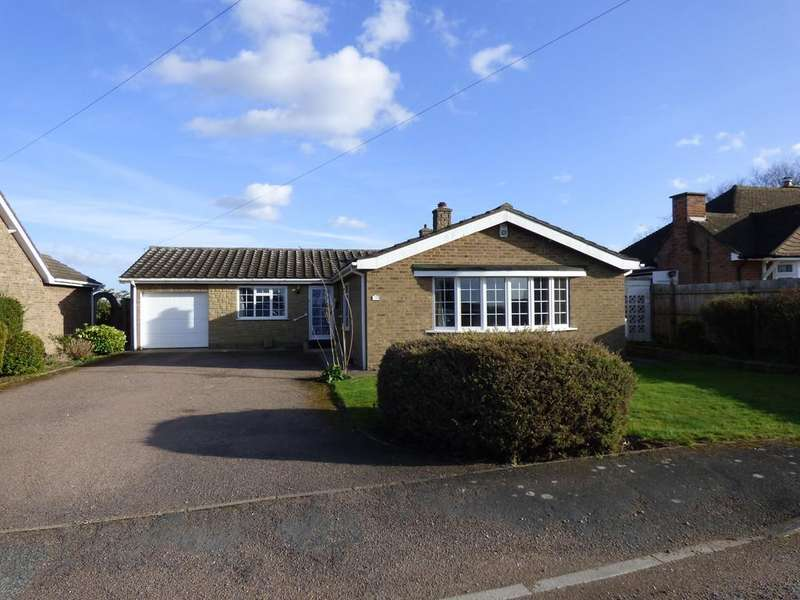 3 Bedrooms Detached Bungalow for sale in Surfleet Road, Pinchbeck