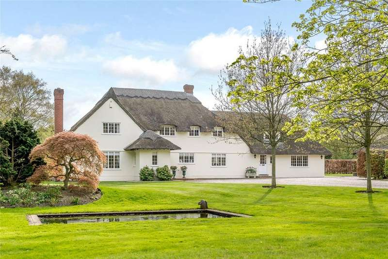 4 Bedrooms Detached House for sale in Mill Green Road, Mill Green, Ingatestone, Essex